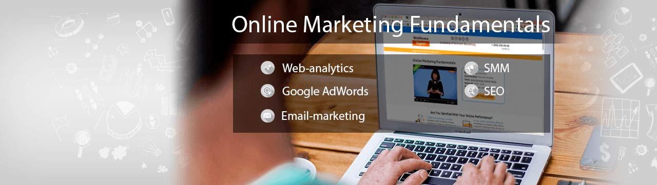 Online course Online Marketing Fundamentals